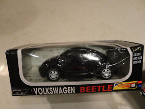 "Pair of Brand New 5"" Die cast VW New Beetle's.  Pull Back Action Kitchener / Waterloo Kitchener Area image 3"