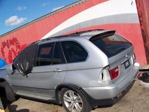 2004 BMW X5 4.4i SUV, PARTS ONLY