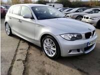 2009 BMW 118D M-SPORT 2 KEYS LONG MOT 2 OWNERS 2.0 DIESEL 5DR 141 BHP DIESEL