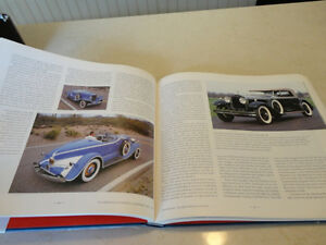 The American Automobile Hardcover 287 Page Colour Book Kitchener / Waterloo Kitchener Area image 2