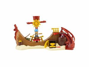 Fisher-Price Jake and The Never Land Pirates: Skate Park Playset