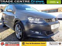 2010 VOLKSWAGEN POLO 1.2 SEL TSI PETROL HATCHBACK - CAR FINANCE FROM £25 P/WK