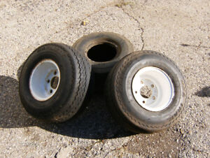 3--TiRES  and   3-- RiMs-($41-a  PEiCE)  --TO-DAY