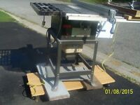 Large table saw