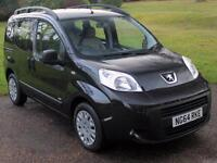 2015 (64) Peugeot Bipper Tepee 1.3HDi Style 5dr EGC Auto