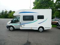 CHAUSSON Flash 10 4 Berth Motorhome Ford TRANSIT