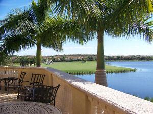 Floride, Naples superbe condo de luxe sur golf