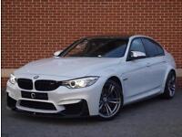 2015 15 BMW 3.0 M3 DCT 4dr (White, Petrol)
