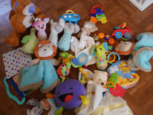Baby toys bundle - 0 to 9 months