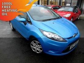 2010 Ford Fiesta 1.25 Edge - Blue - Platinum warranty!