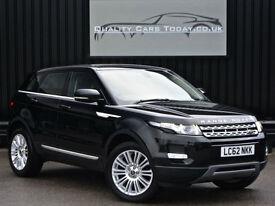 Land Rover Range Rover Evoque 2.2 eD4 Prestige 5dr Manual * VAT Q *