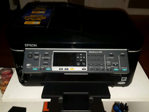 Epson Workforce 545 (All in one)