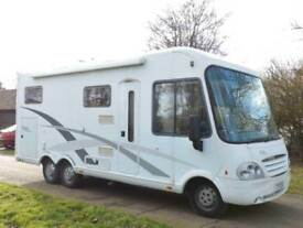 Niesmann and Bischoff Flair 6700 TAi 6 Berth Motorhome top specification