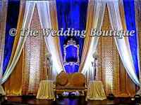 50 PERCENT OFF LOVE SEAT RENTAL WHEN YOU BOOK A BACKDROP