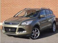 2013 13 Ford Kuga 2.0 TDCI Titanium X 5dr (Green, Diesel)
