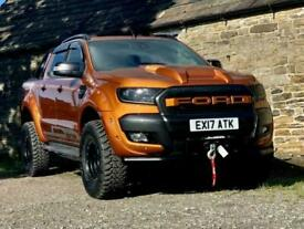 2017 Ford Ranger Seeker Raptor T7 Pick Up Double Cab Wildtrak 3.2 TDCi 200 Auto