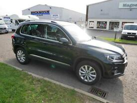 Volkswagen Tiguan 2.0TDI ( 140ps ) ( 4WD ) BlueMotion Tech ( s/s ) DSG Match