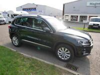 Volkswagen Tiguan 2.0TDI ( 140ps ) ( 4WD ) BlueMotion Tech ( s/s ) DSG Match