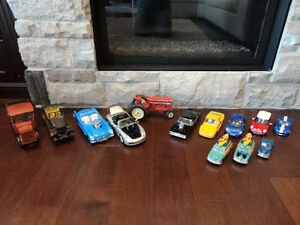 Selling a Group of Die Cast &Reproduction Tin Toys -Prices below Kitchener / Waterloo Kitchener Area image 1