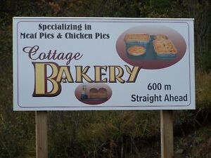 LOOKING FOR DISTRIBUTOR FOR MEAT PIES & CHICKEN POT PIES