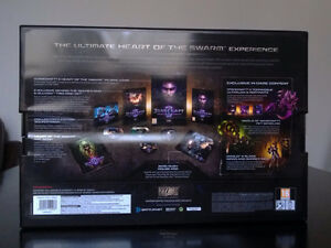 StarCraft II: Heart of the Swarm Collector's Edition