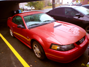 2002 ford mustang. Needs gone asap