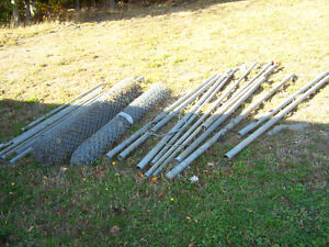 chain link fence make an offer.
