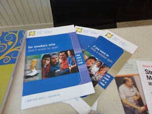 A Number of Pamphlets regarding a Stroke -Free for Porch P/U Kitchener / Waterloo Kitchener Area image 5