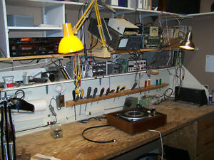 Stereo Receiver Service