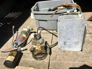 Seafrost refrigeration unit for parts or repair