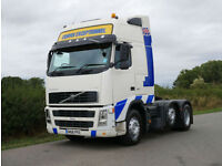 Volvo FH 13 480 6 X 2 Globetrotter XL Tractor Unit - Manual Gearbox