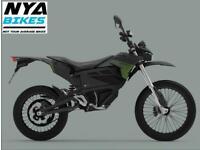 2021 ZERO FX ZF7.2 - 100% ELECTRIC - ROAD LEGAL ENDURO STYLE BIKE