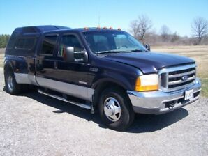 2003 FLORIDA FORD F-350 KING RANCH LARIAT PICKUP TRUCK