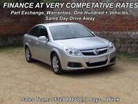 Vauxhall/Opel Vectra 1.8i VVT ( 140ps ) 2007MY Design