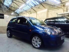 2008 Ford Fiesta 1.25 Style Climate Hatchback 3dr Petrol Manual (142 g/km,