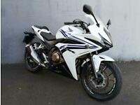 Honda CBR500R, CBR 500R, One owner bike - stunning condition
