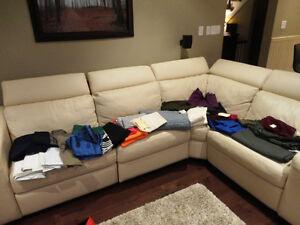 Large Amount Fabric for sale - Quilts, Dresses, Scarves & Crafts Kitchener / Waterloo Kitchener Area image 1