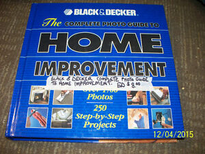B & D The Complete Photo Guide to Home Improvement. Retail $35+