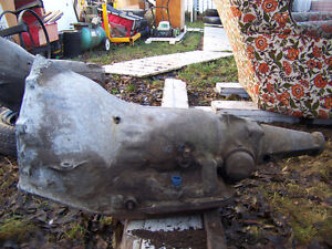 2WD Automatic Transmission, Long tail shaft Prince George British Columbia image 1