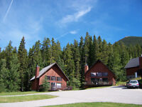 Timeshare near Canmore