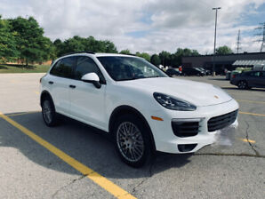 2017 Porsche Cayenne S with Premium Plus Package & 18000km only