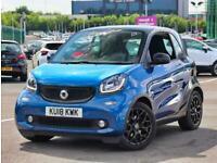 2018 smart fortwo Smart Fortwo Coupe 0.9 Turbo Prime Sport Premium Plus 2dr Auto