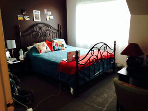 Furnished room for May 1st - Aug 31st near Cook St. Village