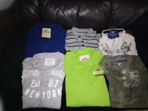 Mens small clothing $2.00-$6.00each OR whole lot for $40.00