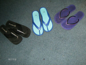 . SLiPPERS and FLiP FLOPS