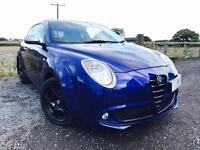 2010 Alfa Romeo Mito 1.4 TB MultiAir Veloce 3dr (start/stop)