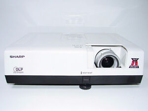 Sharp PG-D2710X Projector 3D Ready