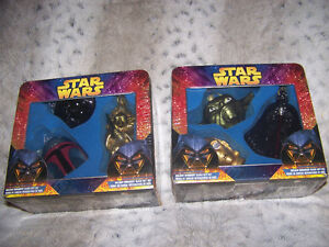 Star Wars Glass Christmas Ornaments Prince George British Columbia image 1