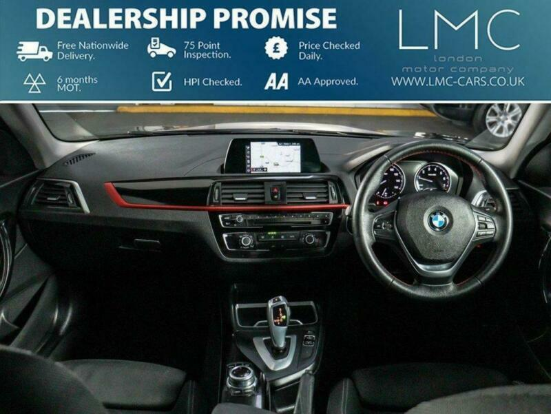 2017 BMW 2 Series 1.5 218I SPORT 2d 134 BHP Coupe Petrol Automatic