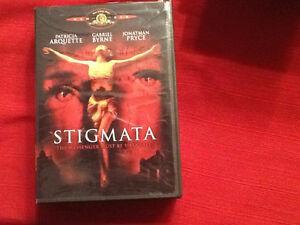 DVD À VENDRE STIGMATE 5$
